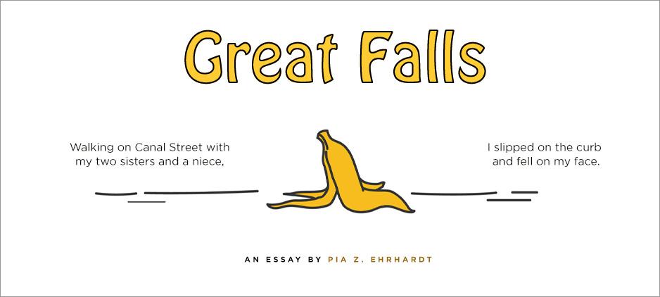 Great Falls by Pia Z. Ehrhardt   Narrative Magazine