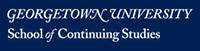 Georgetown University Continuing Studies, Fundamentals of Dynamic Creative Writing