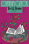 Art and Ardor by Cynthia Ozick