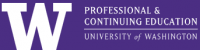 University of Washington, Certificate in Editing